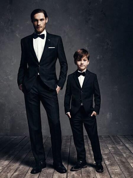 ست های رسمی پدر و پسر, ست های اسپرت پدر و پسر, ایده هایی برای ست های پدر و پسر