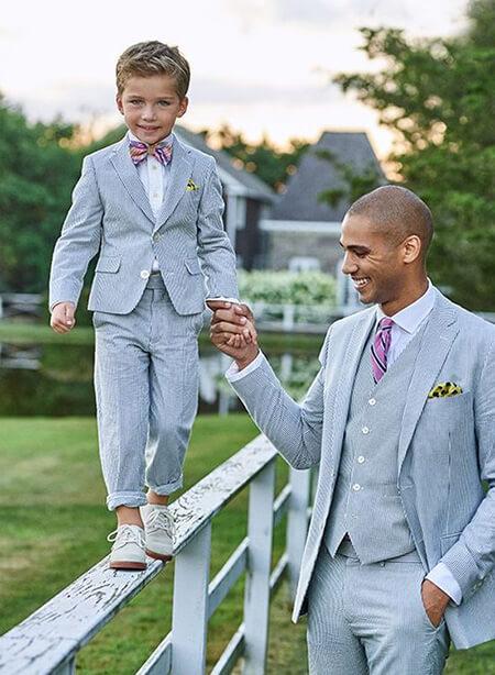 ست های اسپرت پدر و پسر, ایده هایی برای ست های پدر و پسر, ست تیشرت پدر و پسر