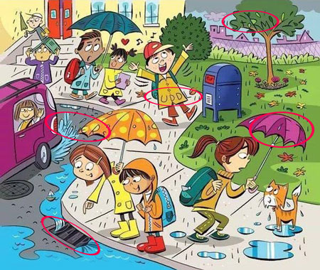 find hiddenwords1 3 کلمات پنهان شده در تصویر را بیابید (3)
