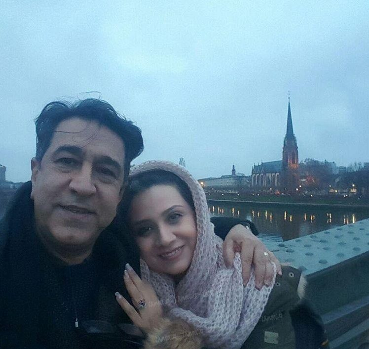 flora 4 e1543616233831 بیوگرافی فلورا سام و همسرش علی اوجی + عکس همسر و دخترش