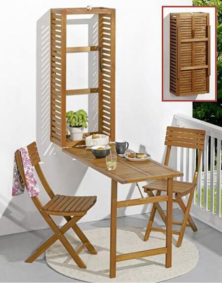 folding2 table2 chair7 شیک ترین مدل میز و صندلی تاشو