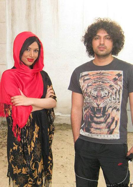 fun1006 1 عکس های جدید از بازیگران و همسرانشان
