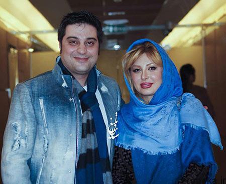 fun1022 3 عکسهای جدید نیوشا ضیغمی و همسرش