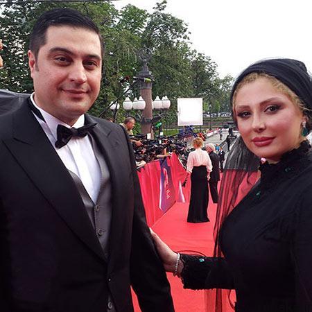 fun1022 5 عکسهای جدید نیوشا ضیغمی و همسرش