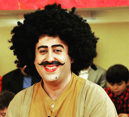 fun2112 1 بیوگرافی ابراهیم شفیعی بازیگر و دوبلور ایرانی