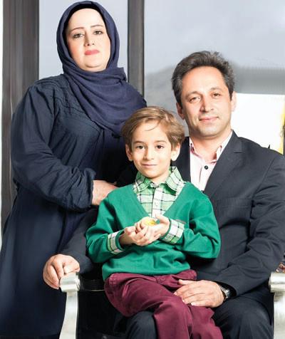 fun2118 5 بیوگرافی عرفان برزین بازیگر خردسال ایرانی