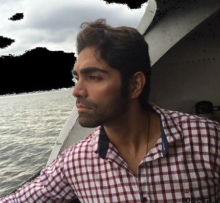fun2165 1 بیوگرافی و تصاویر شهاب شادابی بازیگر و مدل ایرانی