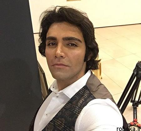 fun2165 بیوگرافی و تصاویر شهاب شادابی بازیگر و مدل ایرانی