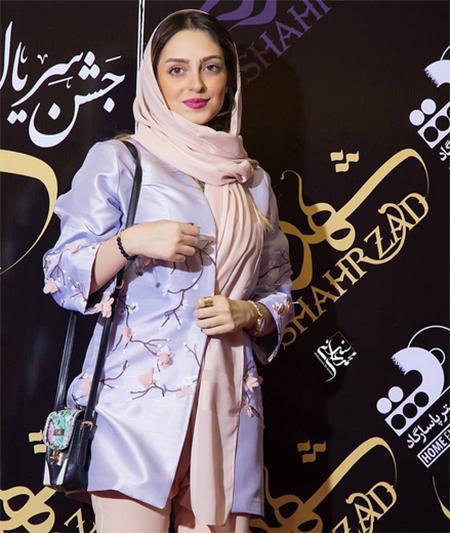 fun2176 7 بیوگرافی نهال دشتی بازیگر جوان ایرانی + تصاویر