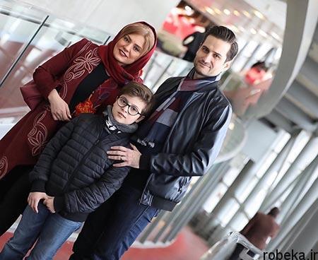 fun2180 11 عکس بازیگران و فرزندانشان