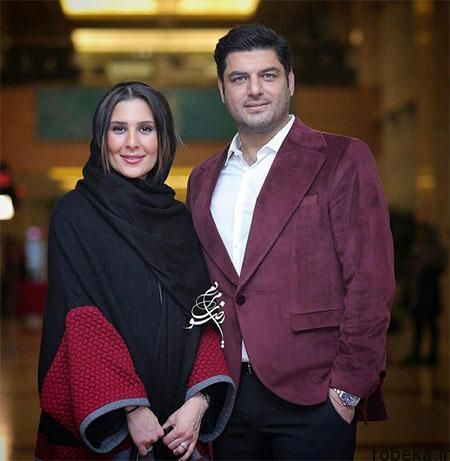 fun2220 10 تصاویری جدید سام درخشانی + عکس همسرش