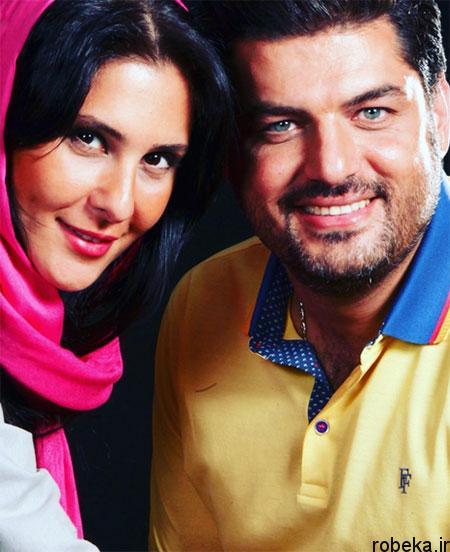 fun2220 11 تصاویری جدید سام درخشانی + عکس همسرش