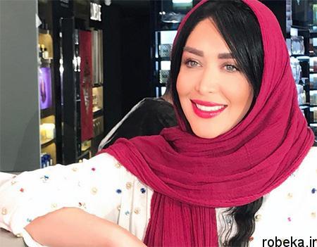 fun2247 1 بیوگرافی و تصاویر سارا منجزی بازیگر زیبا و آراسته ایرانی