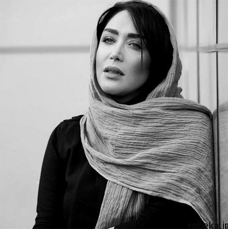 fun2247 2 بیوگرافی و تصاویر سارا منجزی بازیگر زیبا و آراسته ایرانی