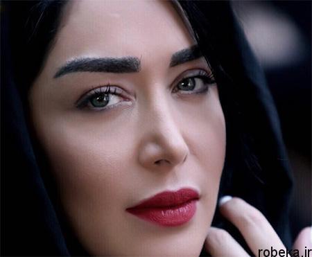 fun2247 3 بیوگرافی و تصاویر سارا منجزی بازیگر زیبا و آراسته ایرانی