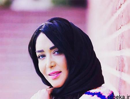 fun2247 6 بیوگرافی و تصاویر سارا منجزی بازیگر زیبا و آراسته ایرانی
