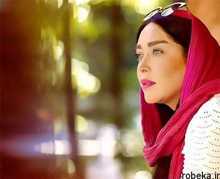 fun2247 7 بیوگرافی و تصاویر سارا منجزی بازیگر زیبا و آراسته ایرانی