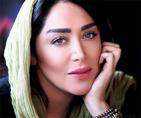 fun2247 بیوگرافی و تصاویر سارا منجزی بازیگر زیبا و آراسته ایرانی