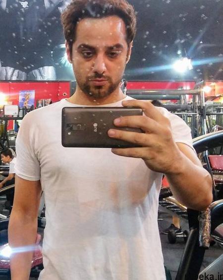 fun2261 4 بیوگرافی و تصاویر عطا عمرانی بازیگر جوان ایرانی
