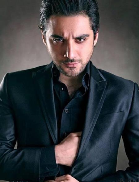 fun2261 بیوگرافی و تصاویر عطا عمرانی بازیگر جوان ایرانی