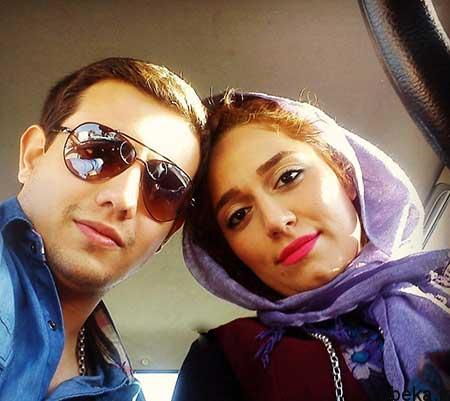 fun2284 10 تصاویر امیر کاظمی + عکس همسر امیر کاظمی