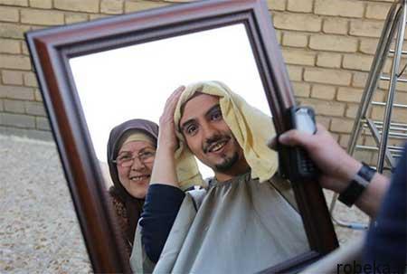 fun2284 5 تصاویر امیر کاظمی + عکس همسر امیر کاظمی