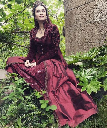 fun2299 8 بیوگرافی هانده دوغان بازیگر زن ترکیه ای + تصاویر