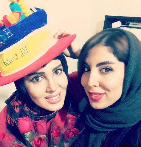 fun619 11 عکس های دیدنی از بازیگران در جشن تولد