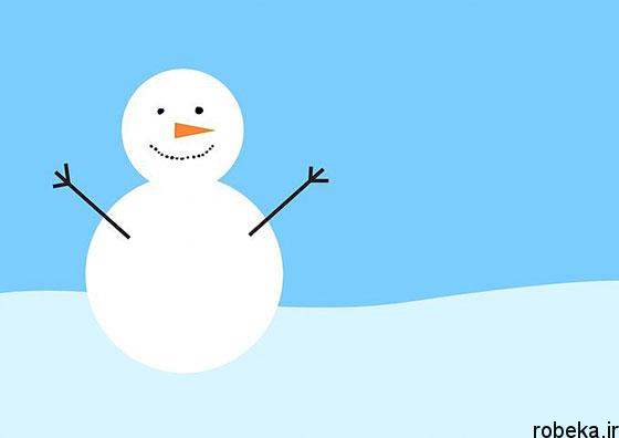 funny cartoon snowman photos 10 عکس های فانتزی از آدم برفی های کارتونی و عروسکی