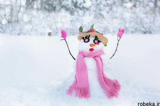 funny cartoon snowman photos 12 عکس های فانتزی از آدم برفی های کارتونی و عروسکی
