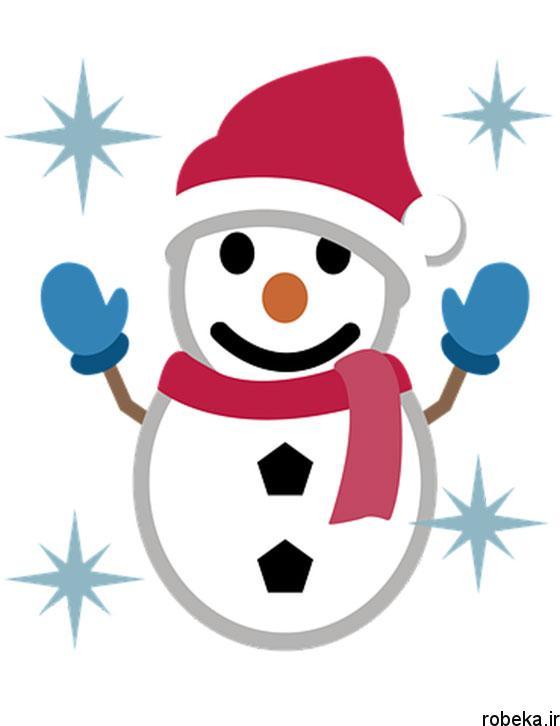 funny cartoon snowman photos 2 عکس های فانتزی از آدم برفی های کارتونی و عروسکی