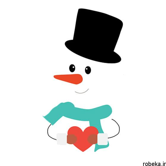 funny cartoon snowman photos 3 عکس های فانتزی از آدم برفی های کارتونی و عروسکی