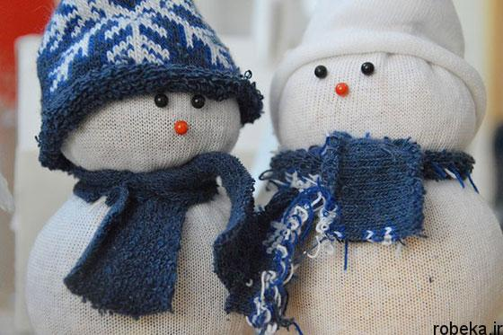 funny cartoon snowman photos 4 عكس هاي فانتزي از آدم برفي هاي كارتوني و عروسكي