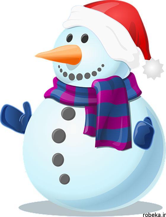 funny cartoon snowman photos 5 عکس های فانتزی از آدم برفی های کارتونی و عروسکی