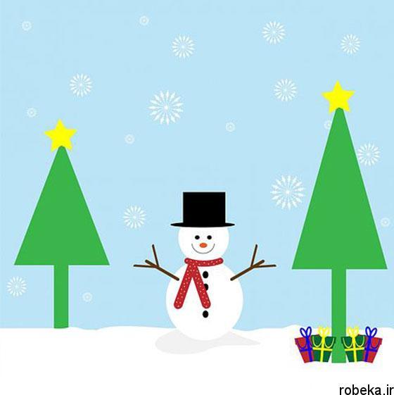 funny cartoon snowman photos 7 عکس های فانتزی از آدم برفی های کارتونی و عروسکی