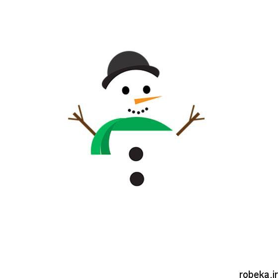 funny cartoon snowman photos 8 عکس های فانتزی از آدم برفی های کارتونی و عروسکی