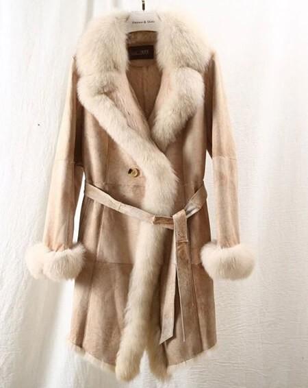 fur1 coat1 model10 مدل جدید پالتو خزدار