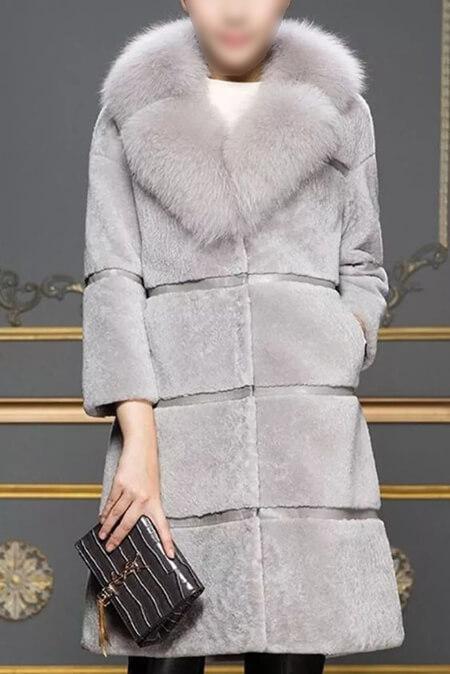 fur1 coat1 model12 مدل جدید پالتو خزدار