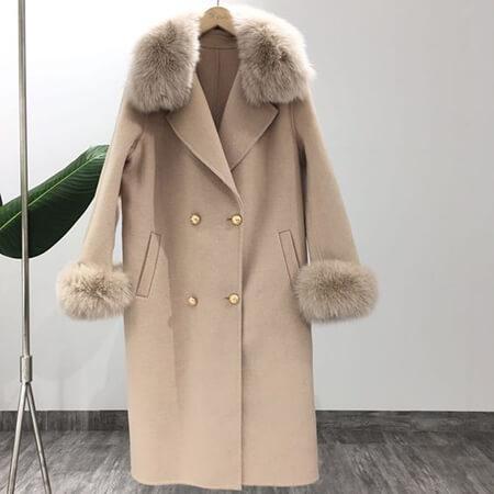fur1 coat1 model15 مدل جدید پالتو خزدار