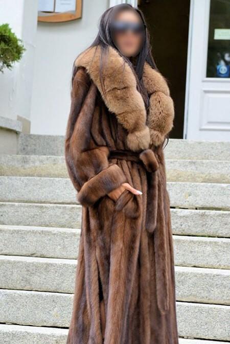 fur1 coat1 model2 مدل جدید پالتو خزدار