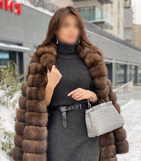 fur1 coat1 model3 مدل جدید پالتو خزدار