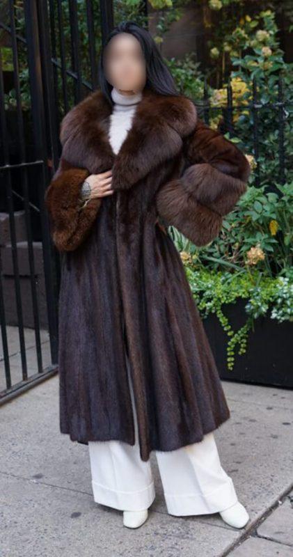 fur1 coat1 model6 421x800 مدل جدید پالتو خزدار