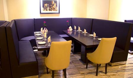 مدل مبل و صندلی, مبل و صندلی های رستوران