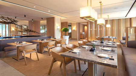 دکوراسیون میز و صندلی رستوران ها,مدل مبل و صندلی رستوران