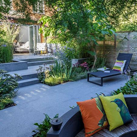 garden3 landscaping10 محوطه سازی باغ چگونه انجام می شود؟