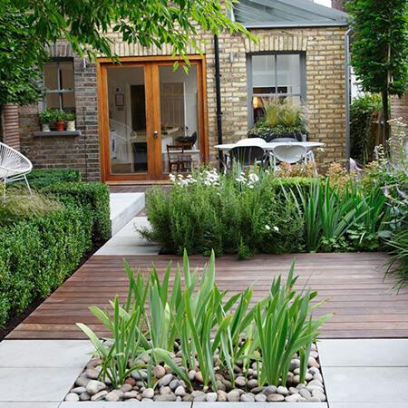 garden3 landscaping3 محوطه سازی باغ چگونه انجام می شود؟