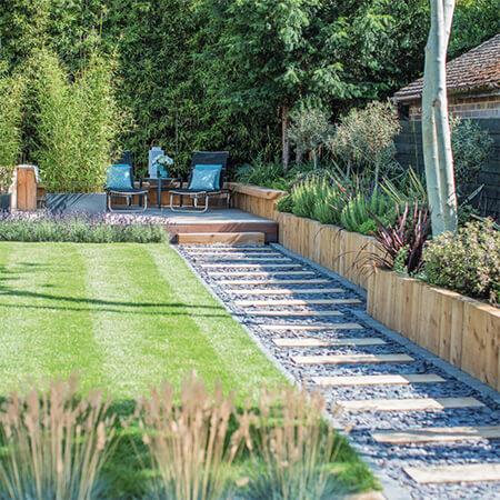 garden3 landscaping9 محوطه سازی باغ چگونه انجام می شود؟