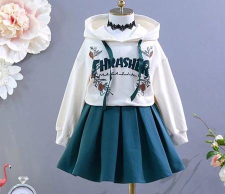 girls1 winter2 blouses1 skirts13 بلوز و دامن های زمستانی دخترانه