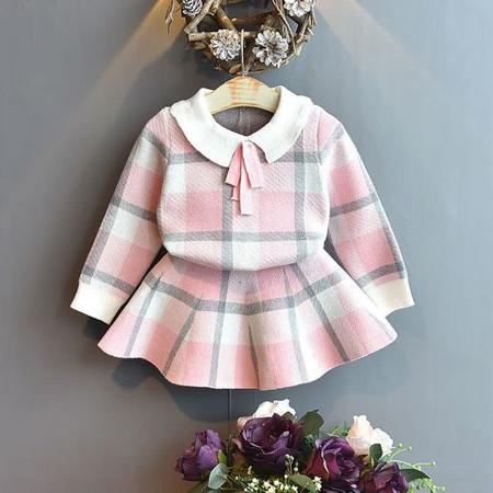 girls1 winter2 blouses1 skirts16 بلوز و دامن های زمستانی دخترانه
