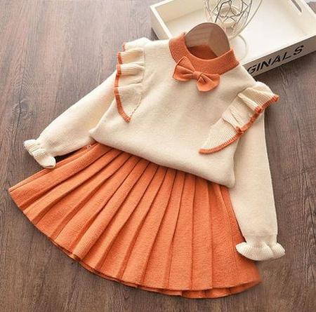 girls1 winter2 blouses1 skirts2 بلوز و دامن های زمستانی دخترانه